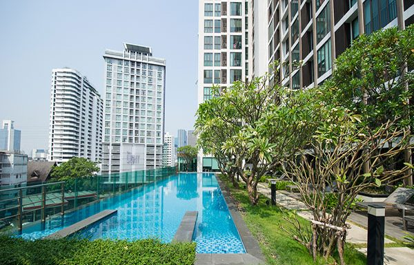 Ideo-Ladprao-5-Bangkok-condo-for-sale-swimming-pool