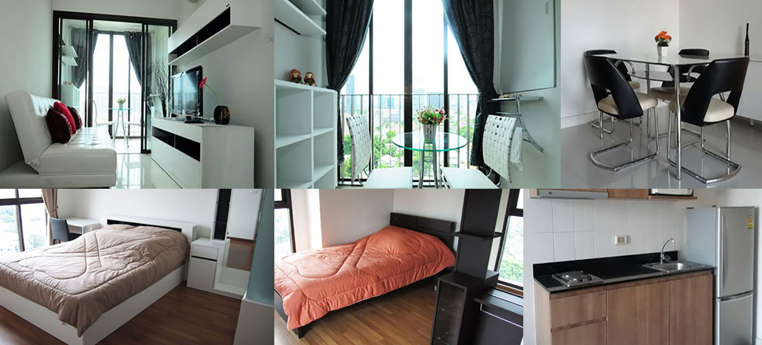 Ideo-Ladprao-5-Bangkok-condo-2-bedroom-for-sale-photo-1